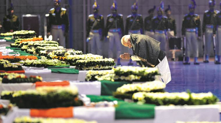 THE PULWAMA ATTACK